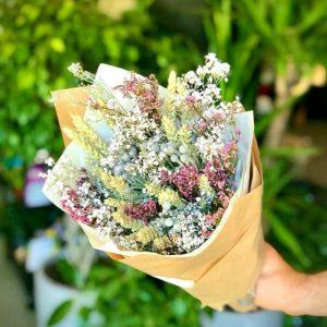 Buket suhog cvijeća